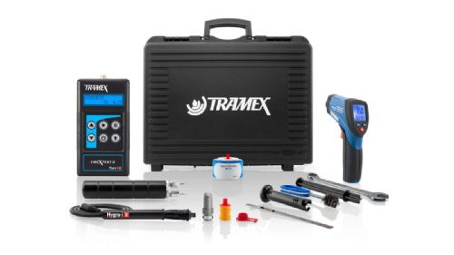 Tramex CMEX2 Hygro-i Flooring inspection Kit FIK5.2 RWS186